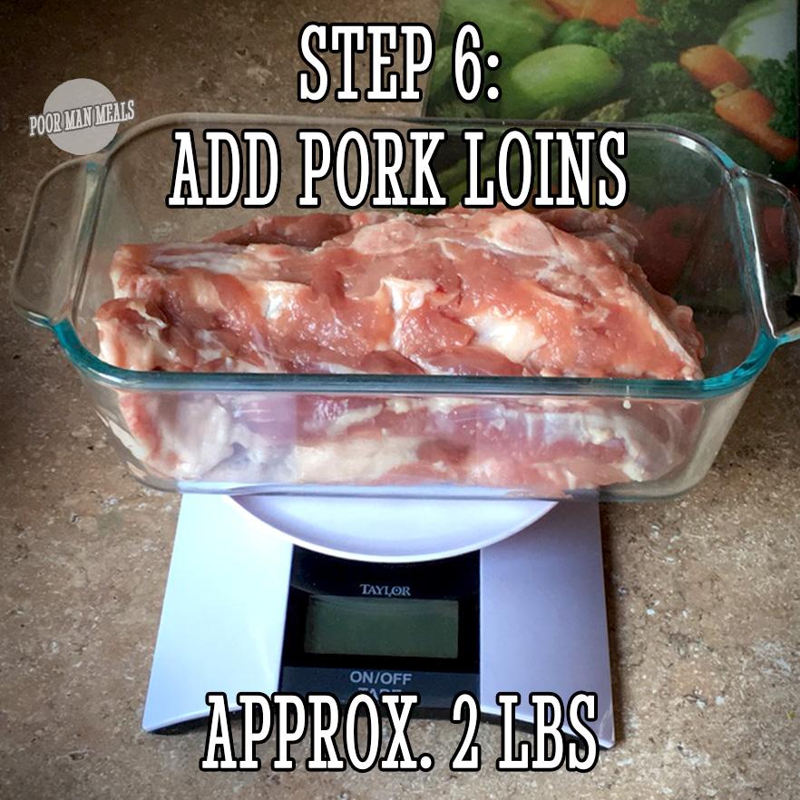 Pork n' Chickpeas