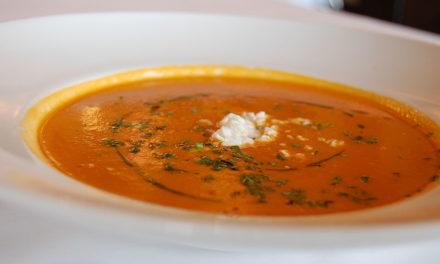 Carrot Soul Soup