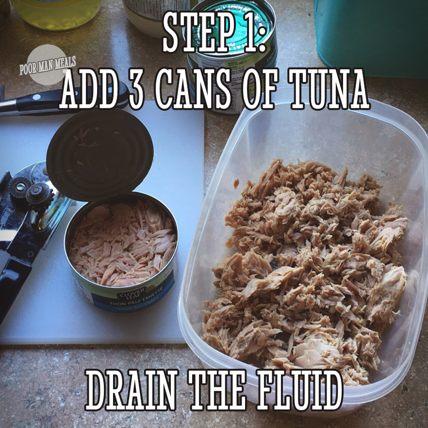 Tuna on the Go