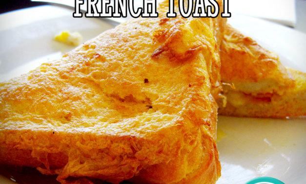 Fast French Toast