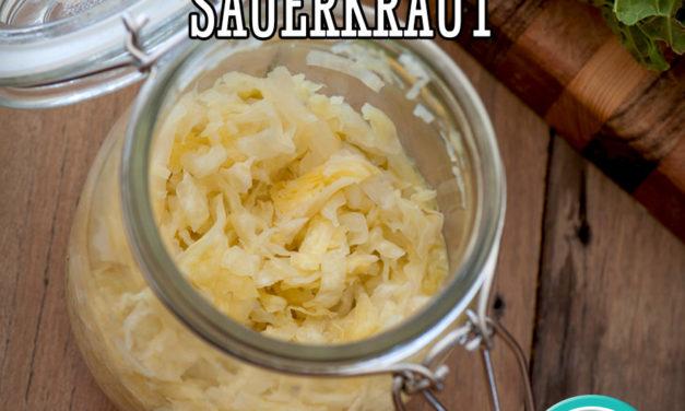 Sauerkraut Like a Boss
