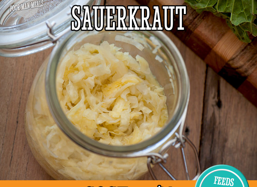 Sauerkraut Like a Boss